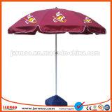 Fördernde Geschenke passten Firmenzeichen-Regenschirm an