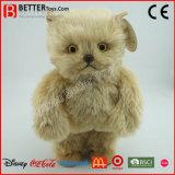 Realistische angefüllte Spielzeug-Plüsch-Tierpuppe-weiche Katze für Kinder/Kinder