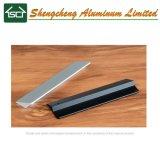 China-Lieferanten-Aluminiumlegierung-Möbel-Griff-Edelstahl-Glastür versteckter Griff