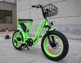 20 '' مدينة إطار العجلة سمين درّاجة كهربائيّة