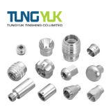 Viti lavoranti delle parti di metallo di CNC fatte della lega di titanio