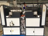 Manual de cola fria máquina de laminação da janela de filmes de BOPP