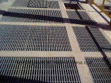 FRP Pultruded & Grating moldado da barra do Grating/material de edifício, cerc
