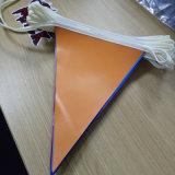 Impresión de encargo del indicador del PVC del banderín de la cadena del empavesado promocional del indicador