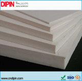 tarjeta de alta densidad de la espuma del PVC usada para tallar