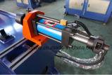 Doblador hidráulico del tubo de Dw38cncx2a-2s/dobladora del tubo auto