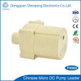 Pompe sans frottoir de système d'eau chaude de C.C avec 24V l'écoulement d'eau 720L/H de la tête 9m