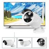 Installationssätze des 10 Zoll-Bildschirm-NVR + drahtlose Systeme CCTV-1.3MP