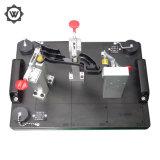 Injecção de polimento de alta precisão personalizada a parte plástica para o carro do molde
