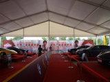 Toont de OpenluchtAuto van Jiangsu Tent voor De Gebeurtenis van de Handelsbeurs
