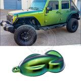 Сказочные краски хамелеон хром пигментные наружного зеркала заднего вида для автомобиля