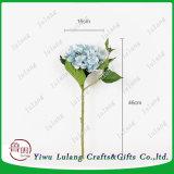 Comercio al por mayor barato Hortensia flores de seda artificial