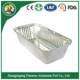 Conteneur d'aluminium de qualité alimentaire pour l'alimentation Package