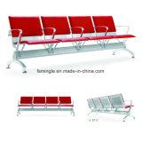 가득 차있는 팔걸이를 가진 4 Seater 알루미늄 유형 끝 갱 의자