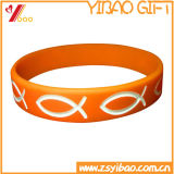 Migliore Wristband di vendita del silicone di marchio di Debossed per il regalo di promozione