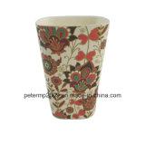 Кружка кофеего волокна восхитительного квадрата Custome типа творческого модного форменный Bamboo