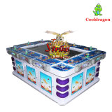 Máquina de juego de vídeo de la máquina de juego de arcada del cazador de la pesca para la venta