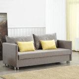 Ocioso casero ocasional suave Sofabed del metal de la alta calidad