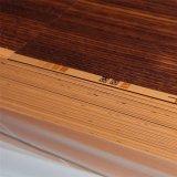 papel decorativo da melamina da grão de madeira da cereja de 1250mm*2470mm para a mobília (8112)