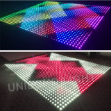Decorazione LED esterno Digital Dance Floor di cerimonia nuziale con controllo del PC