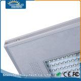 Produto solar Integrated da iluminação do diodo emissor de luz da luz de rua de IP65 70W