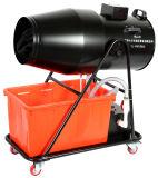 Acontecimiento y máquina grande del aerosol de la espuma de la potencia del partido 1500W
