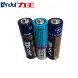 Eco-Frindly de carbono de la batería portátil de zinc de tamaño AA R6p