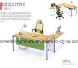 Таблица менеджера стола управленческого офиса стальная низкопробная с шкафами