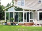 Het Groene Huis van het aluminium voor de Tuin van het Huis