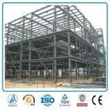 構築の市場Prefab 家の軽い鋼鉄物質的な建物