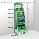 In-Speichern kundenspezifisch anfertigen Bildschirmanzeige für Flaschen-Standplatz
