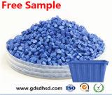 Azzurro viola 25kg pp di Masterbatch dei granelli di plastica