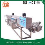 使用されたびん洗浄のための自動クリーニング装置そして洗浄機械