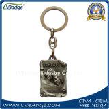 Sostenedor del clave del metal del regalo de la promoción del recuerdo