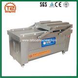 machine d'emballage Twin-Chamber vide pour l'alimentation de l'emballage de manioc