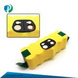 Pacchetto della batteria di litio di alta qualità per Irobot 7.2V 2200mAh