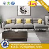 Classic Royal sala un sofá de cuero (HX-8NR2128)