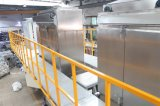 A temperatura elevata legare giù lega la fabbrica di macchina continua di Dyeing&Finishing
