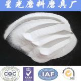 鋼玉石のアランダム白い溶かされたアルミナの研摩剤の屑