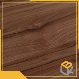 Decorative The Best Walnut Wood Grain Design Printing Paper for Floor, Door, Furniture Surface From Chinese Factory