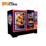 Precio económico y práctico de la venta caliente de la pizza de la máquina expendedora