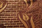 Ткань софы синеля цвета Brown с покрытием 200GSM (FTH31405)
