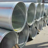 Sale에 대직경 Galvanized Steel Spiral Steel Pipe