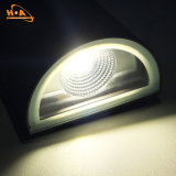 El poder más elevado 12W impermeabiliza la lámpara de pared al aire libre del aluminio LED