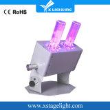 120W RGB三重LEDの二酸化炭素のジェット機機械段階効果