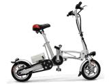 12-дюймовый красочный E велосипед складной велосипед литиевой батареей