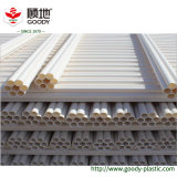 Tubo de protección de cables UPVC/tubo de PVC-U de panal.