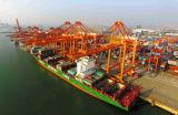 Consolidação de frete marítimo LCL Guangzhou para o Irão