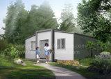 2つの寝室の拡張可能容器のホーム