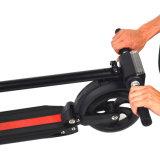В Европе склад 8 дюймовый 350W с электроприводом складывания велосипедов для скутера скутер мобильности для взрослых